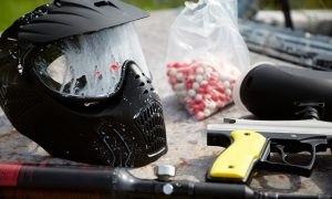 Tips voor Paintball